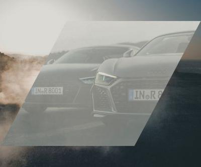 Audi Teaser Shows New R8 Front End Design