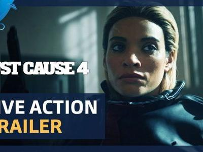 Just Cause 4 Live Action Trailer: Rico Rodriguez Takes on the Black Hand