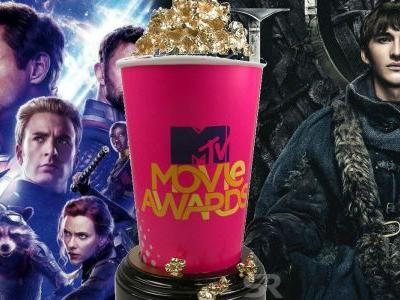Avengers: Endgame & Game of Thrones Win Big at 2019 MTV Movie & TV Awards