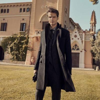 Alexander & Stefan Inspire in Smart Styles from Hockerty Fall '21 Collection