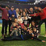 Tom Brady's Family Steps Out in Full Force to Support Him at the Super Bowl
