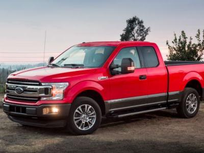 Why The 2018 Ford F-150 Diesel 2WD Gets 30 MPG And The 4WD Only Gets 25