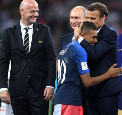 19-year-old soccer star Kylian Mbappé just helped win France the World Cup - here's what you need to know about him