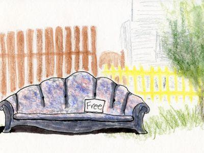 Urban Couches: The Sag Continues