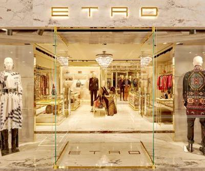 Store Explore: Etro celebrates 50 years with an overhaul of their Paragon boutique