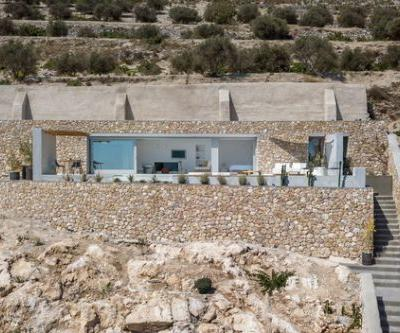 Holiday House on Prophet Ilias Mountain / Kapsimalis Architects