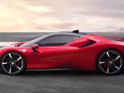 It's Come To My Attention That The Ferrari SF90 Stradale Qualifies For The EV Tax Credit