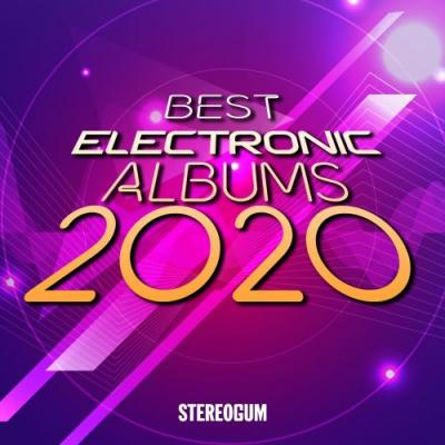 The 10 Best Electronic Albums Of 2020
