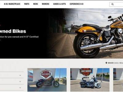 Harley-Davidson Just Launched Its Own Craigslist