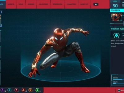 Marvel's Spider-Man PS4: How To Unlock Spidey's Avengers Infinity War Suit