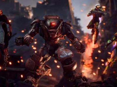 Participants in Anthem's VIP Demo Can Access 4 Javelins in the Public Demo