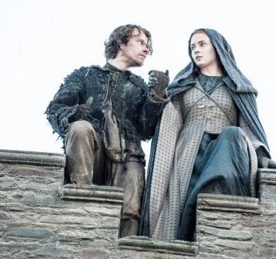 Why Theon and Sansa are the perfect non-romantic pairing on 'Game of Thrones'