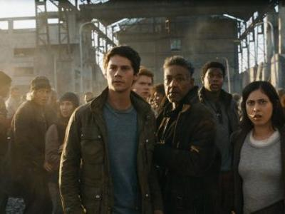 The Maze Runner 3 The Death Cure Movie Trailer