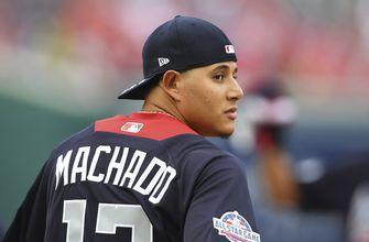 AP Source: Orioles trade All-Star Machado to Dodgers