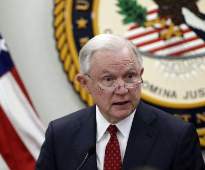 Sessions may have spared Rosenstein by threatening to quit