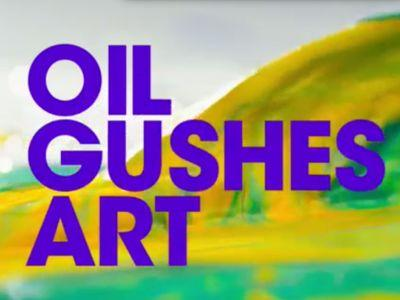 The American Petroleum Institute ran a Super Bowl ad saying 'oil gushes art' - and some people were furious