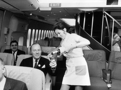 Photos show the glory days of Pan Am, a symbol of a bygone era of luxurious air travel before the airline went bust 29 years ago