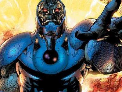 Justice League: Fan Art Brings Zack Snyder's Darkseid to Life