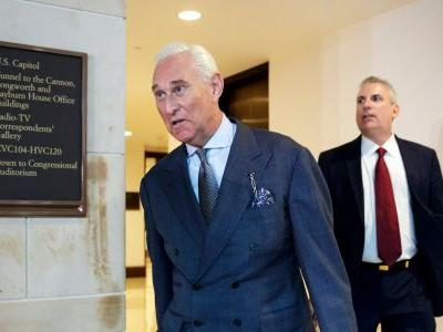 Former Trump adviser Roger Stone snubs Senate and invokes Fifth Amendment in Russia probe