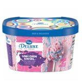 OMG, Kroger's Cotton Candy Pink Unicorn Swirl Ice Cream Is Bringing Out My Inner 6-Year-Old