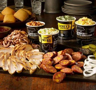 Local Dickey's Barbecue Pit Owner Gives Back
