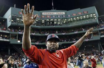 Red Sox slugger David Ortiz says he's glad to be home