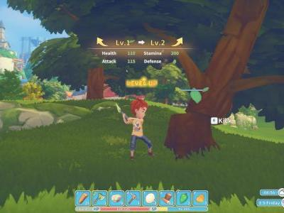 My Time At Portia To Start April 16