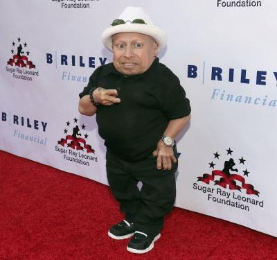 Verne Troyer, who played Mini-Me in 'Austin Powers,' has died at 49