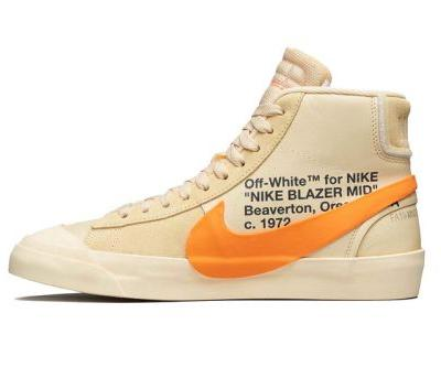 "Advent Calendar Day 11: Off-White™ x Nike Blazer Mid ""All Hallows Eve"""