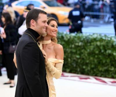 Tom Brady & Gisele Bundchen's Valentine's Day Posts Are So Cute Yet So Simple