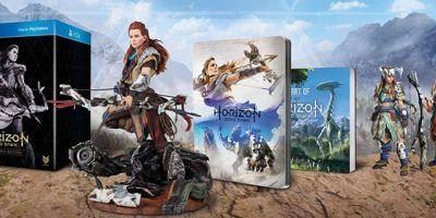 Horizon: Zero Dawn Standard vs Deluxe vs Collector's Deals