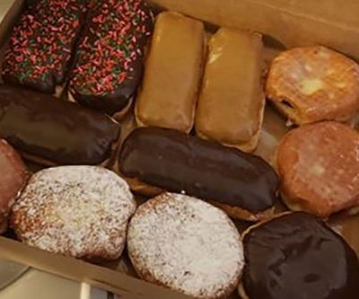 Man breaks into sheriff's office, brings donuts as 'peace offering'