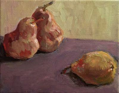 Submission - acrylic still life painting