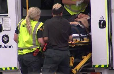 'Blood was splashing on me': Witnesses describe horrific New Zealand mosque attack