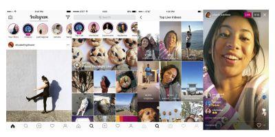 Instagram's live video begins rolling out to everyone in the US today