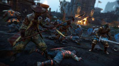 Here's A Quick Overview Of For Honor's Development