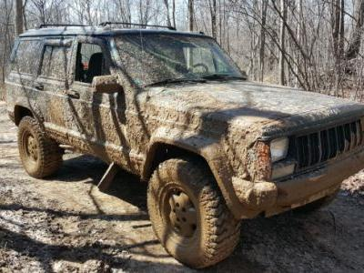 Mudding Is the Best Type of Off-Roading
