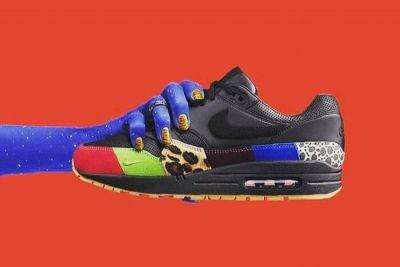 """A First Look at the Upcoming """"What The"""" Air Max 1"""