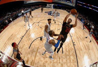 Lots of points, lots of dunks, not a lot of All-Star defense