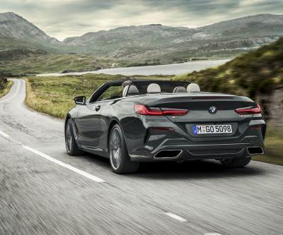 BMW M850i xDrive Convertible South African Pricing