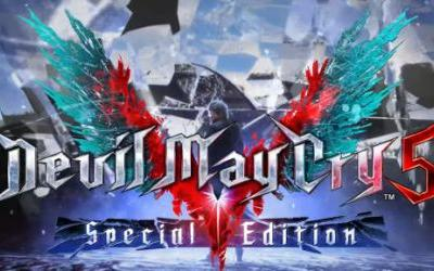 Devil May Cry 5: Special Edition is a PS5 launch game