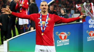 Ibrahimovic is 'running Manchester United's dressing room'
