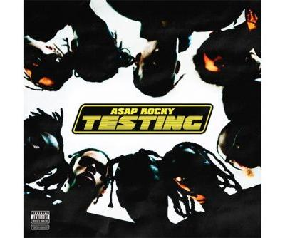 A$AP Rocky Reveals the Cover Art & Features for Upcoming 'Testing' Album