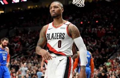 Lillard sparks Trail Blazers to Game 1 win over Thunder