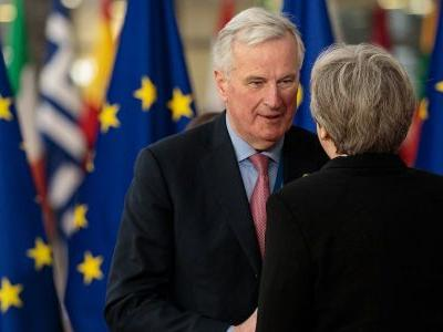 Theresa May heads to Brussels with a no-deal Brexit looking more likely than ever before