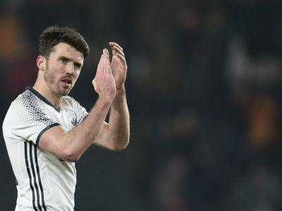 Carrick disappointed with defeat despite booking EFL Cup final spot