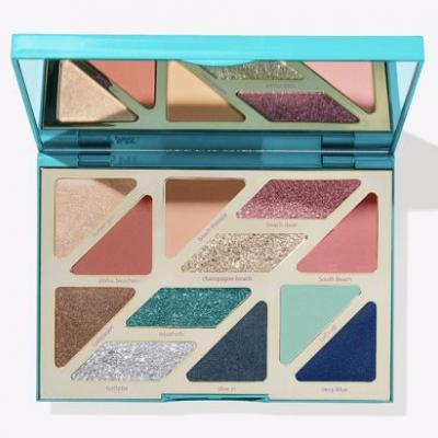 Tarte High Tides & Good Vibes Eyeshadow Palette Now Available