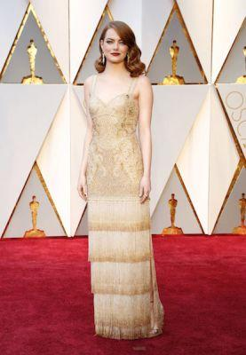 The most jaw-dropping red carpet gowns from the Oscars