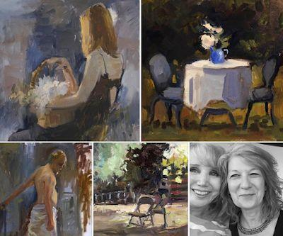 Two-Person Show at Clackamas Community College, Commons Gallery beginning Jan 9
