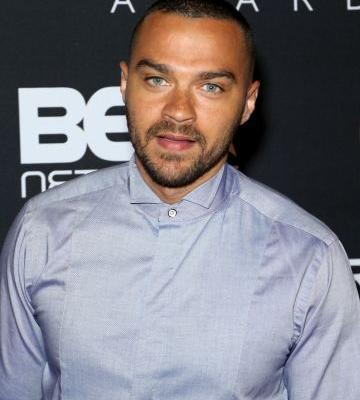 Jesse Williams Is Dating a Sports Reporter Who's Just as Gorgeous as He Is, and It's Fine, I'm Fine